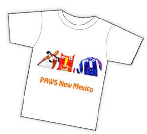 PAWS NM T-Shirt